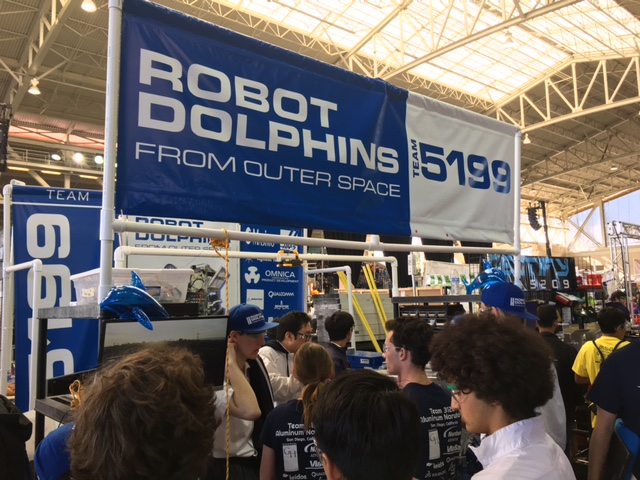 Dolphin Updates | FRC Team 5199